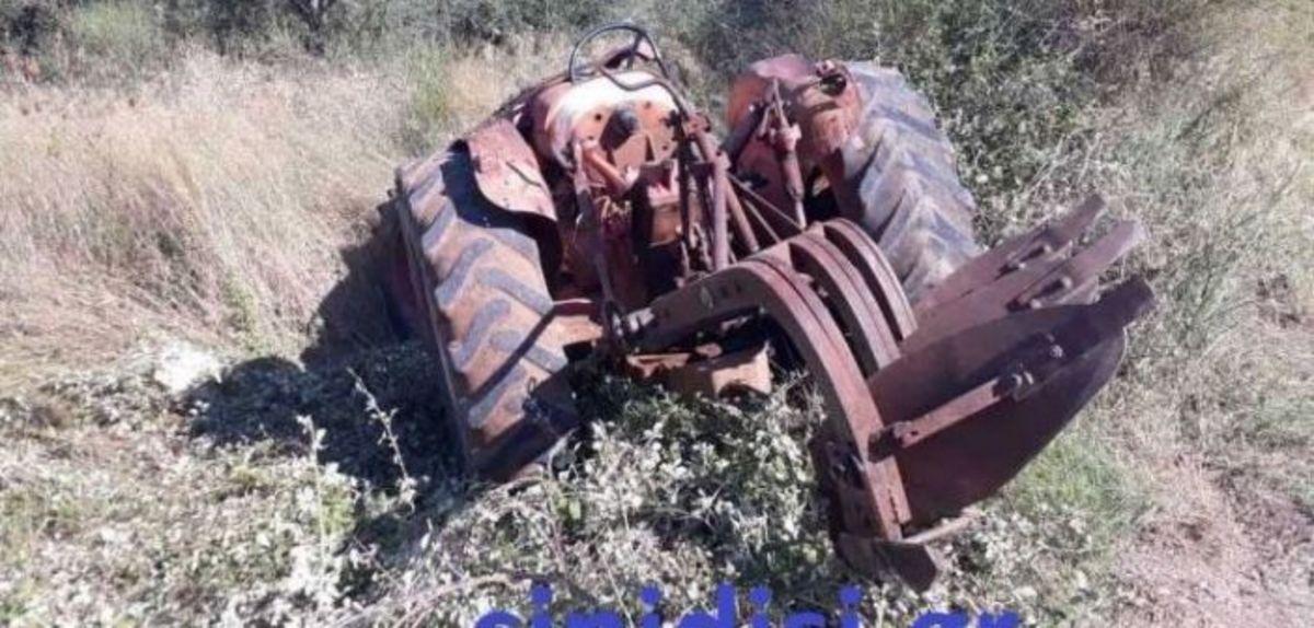 Μεσολόγγι: Σκοτώθηκε 19χρονος σε ανατροπή τρακτέρ! «Έσβησε» μπροστά στον πατέρα του