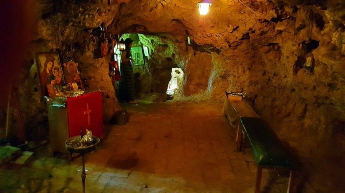 Δεκαπενταύγουστος: Το σπήλαιο όπου βρέθηκε η εικόνα της Παναγίας Βυτουμά   Newsit.gr