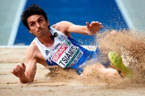 Χάλκινο μετάλλιο ο Τσιάμης! Απίστευτη διάκριση για τον 36χρονο αθλητή