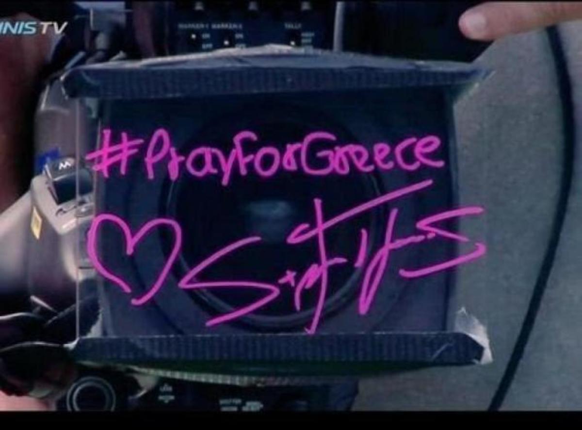 Κικίλιας αποθεώνει Τσιτσιπά για το #PrayforGreece μετά το θρίαμβο επί του Τζόκοβιτς   Newsit.gr