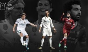Oι τρεις υποψήφιοι για το βραβείο του παίκτη της χρονιάς από την UEFA – video
