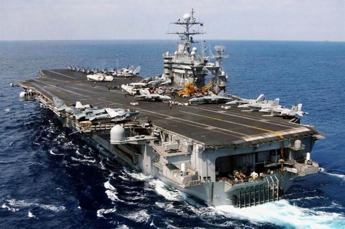 Γνωρίστε τα αεροπλανοφόρα των υπερδυνάμεων που ελέγχουν τον πλανήτη! [vid] | Newsit.gr