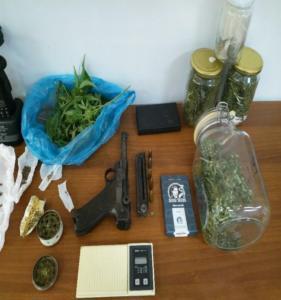 Ναύπλιο: Έκρυβε τα ναρκωτικά στο χωράφι και στο σκάφος του [pics]