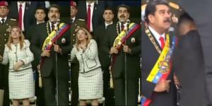 Βενεζουέλα: Καρέ – καρέ η στιγμή της απόπειρας δολοφονίας του Μαδούρο – videos