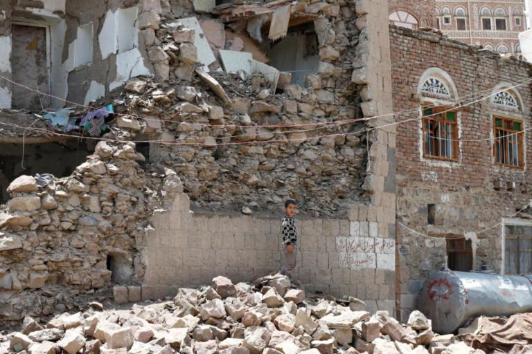 Υεμένη: Αμερικανικής κατασκευής η βόμβα που σκότωσε 51 ανθρώπους | Newsit.gr
