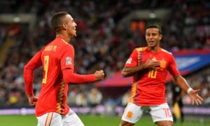 Nations League: Άλωσε το Γουέμπλεϊ η Ισπανία του Λουίς Ενρίκε – video