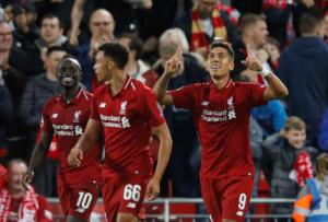 Champions League, Λίβερπουλ – Παρί Σεν Ζερμέν: Ο Φιρμίνο έφερε… δικαιοσύνη στο Άνφιλντ! – videos
