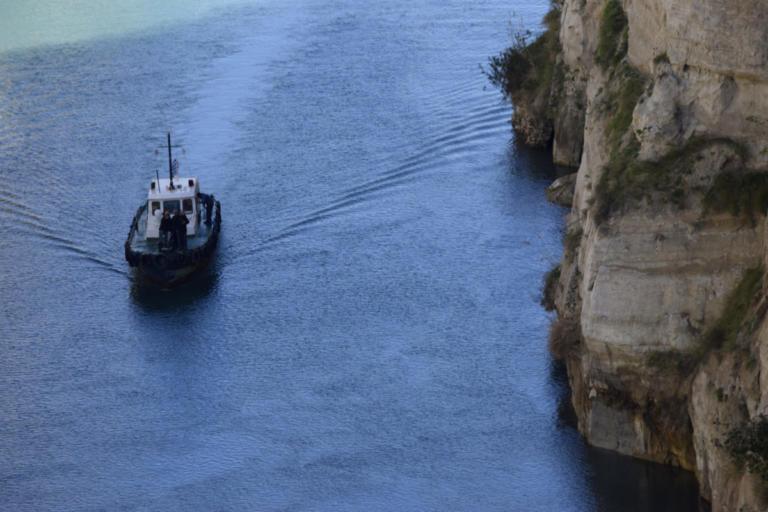 Άνδρας έπεσε στον Ισθμό της Κορίνθου | Newsit.gr