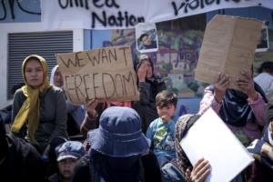 """Λέσβος: """"Ασφυξία"""" και οργή για το προσφυγικό – Η επιστολή του δημάρχου στον Δημήτρη Βίτσα!"""
