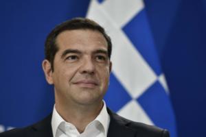 """Τσίπρας για Εθνική Ελλάδας: """"Πάντα πιστή στα μεγάλα ραντεβού"""""""