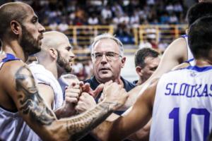 Εθνική Ελλάδας – Σκουρτόπουλος: «Θέλαμε τη νίκη σαν τρελοί»