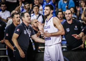 Στο Παγκόσμιο Κύπελλο η Εθνική Ελλάδας! Επική απόδραση από τη Γεωργία με buzzer beater του Παπανικολάου – video