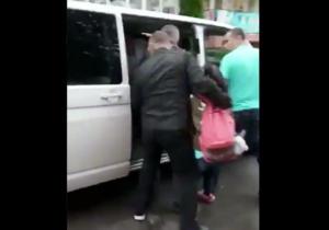 Έτσι κάνει τις «δουλειές» του ο Ερντογάν – On camera απαγωγή δασκάλων στην Μολδαβία