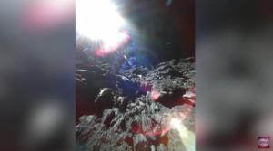 Εντυπωσιακές εικόνες από τον αστεροειδή Ριόγκου – Ένας νέος κόσμος μπροστά σου – video