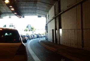 Καραμπόλα πέντε αυτοκινήτων στην Αττική Οδό – Μποτιλιάρισμα χιλιομέτρων