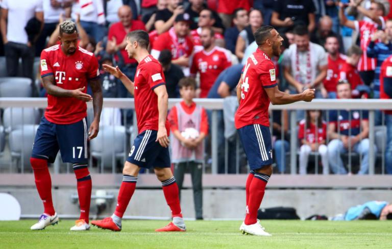 «Τριάρα» η Μπάγερν πριν την πρεμιέρα της στο Champions League | Newsit.gr