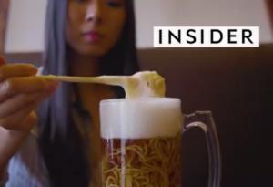 Το «πιάτο» που έγινε viral – Τέτοια «μπίρα» δεν έχεις δοκιμάσει