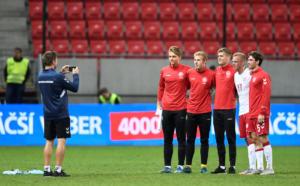 Φιλικό… παρωδία το Σλοβακία – Δανία! Με οικοδόμο, μαθητή λυκείου και youtuber οι Σκανδιναβοί