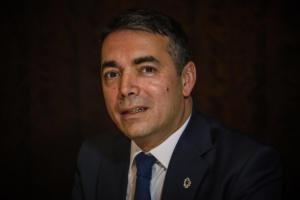 Ντιμιτρόφ: Η αποδοχή του γεωγραφικού προσδιορισμού δεν μας κάνει λιγότερο Μακεδόνες