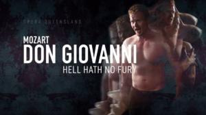 Θα κοκκίνιζε και ο Ντον Τζοβάννι! 200 γυμνές γυναίκες για όπερα του Μότσαρτ