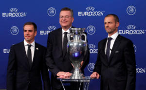 Στην Γερμανία το Euro 2024! Τα γήπεδα που θα… παιχτεί μπαλίτσα – video