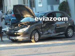 Είδε το Χάρο με τα μάτια του οδηγός στη Χαλκίδα – Τουμπάρισε το αυτοκίνητό του μετά από τροχαίο! [pics] – video