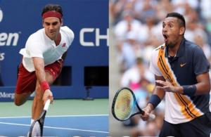 US Open: Ο Φέντερερ άφησε με το στόμα ανοικτό τον Κύργιο! video