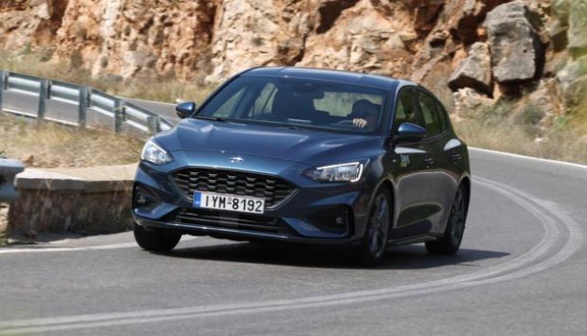 Δοκιμάζουμε το ολοκαίνουργιο Ford Focus 1.0 EcoBoost [pics] | Newsit.gr