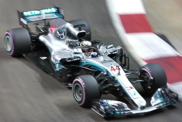 F1: Poleman ο Χάμιλτον στη Σιγκαπούρη | Newsit.gr