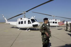 Αποσύρεται το θρυλικό από τον πόλεμο του Βιετνάμ «Huey» – Μυθικό συμβόλαιο σώζει τον όμιλο Leonardo