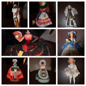 Βέροια: Μια ξεχωριστή συλλογή από κούκλες στη δημόσια βιβλιοθήκη – Βιβλία από την προσωπική συλλογή του Γιάννη Μόραλη!