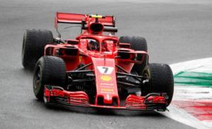 Ο ρέκορντμαν Ραϊκόνεν! Δείτε τον ταχύτερο γύρο στην ιστορία της F1 – video