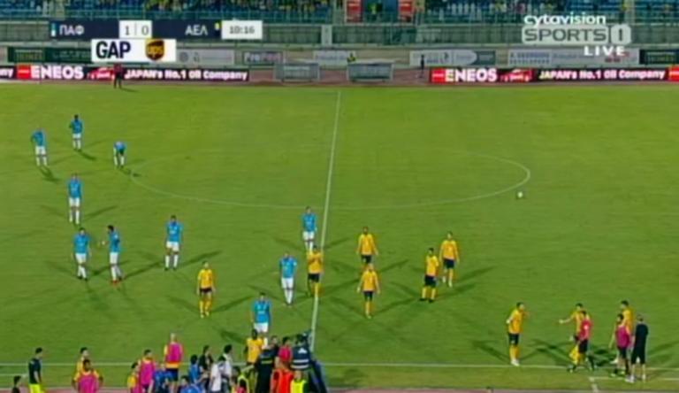 Απίστευτο VAR! Διαιτητής ακύρωσε γκολ με… υπόδειξη κάμεραμαν – video | Newsit.gr