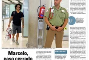 Τέσσερις μήνες φυλάκιση και πρόστιμο στον… φοροφυγά Μαρσέλο!