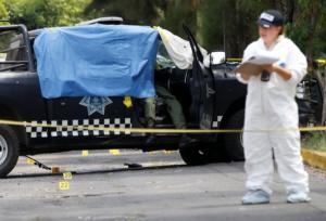 Φονική ενέδρα στο Μεξικό – Εκτέλεσαν τέσσερις αστυνομικούς
