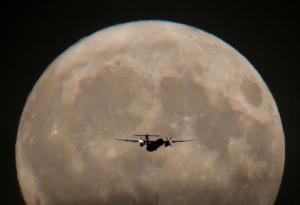 Απίστευτοι! Έφτιαξαν ψεύτικο φεγγάρι για να μειώσουν τα έξοδα φωτισμού