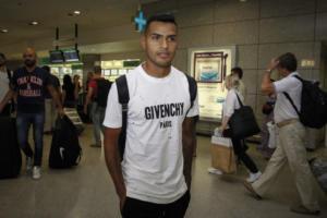 Ολυμπιακός: Έφτασε στην Αθήνα ο Ναχουέλ