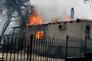 Τραγωδία στην Νάουσα! Νεκρή στο διαμέρισμά της μετά την φωτιά