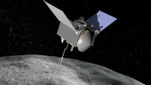 Το OSIRIS-Rex ξεκίνησε να μελετά τον αστεροειδή Μπενού