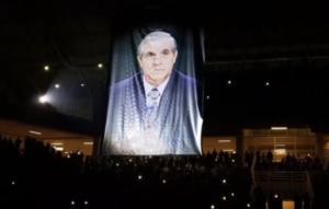Παναθηναϊκός – Ανατριχίλα και δάκρυα για τον Παύλο Γιαννακόπουλο στο ΟΑΚΑ! pics, video