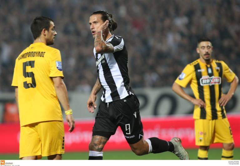Πρίγιοβιτς για την αποχώρηση του από τον ΠΑΟΚ: «Ήταν δύσκολη απόφαση, έπαιξαν ρόλο τα χρήματα»   Newsit.gr