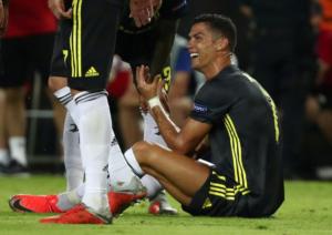 Κριστιάνο Ρονάλντο: Η τιμωρία που επέβαλε η UEFA στον Πορτογάλο