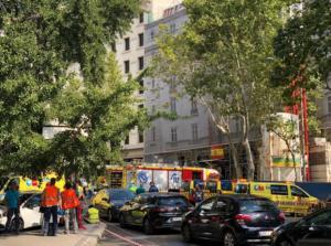 Φονική κατάρρευση στο υπερπολυτελές ξενοδοχείο RITZ στη Μαδρίτη – Τουλάχιστον 1 νεκρός και 11 τραυματίες