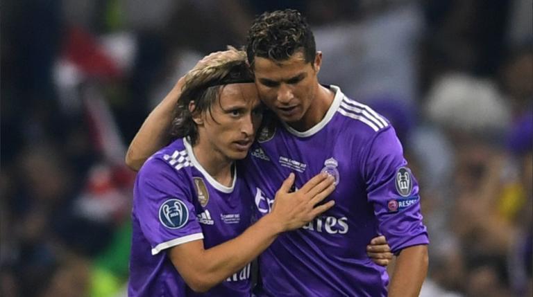 Κλείνει «στόματα» ο Ρονάλντο! Η αποκάλυψη του Μόντριτς για τον Πορτογάλο | Newsit.gr