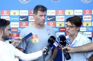 Εθνική Ελλάδας – Σκίμπε: «Θέλουμε την πρώτη θέση στον όμιλο του Nations League»