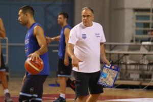 Εθνική Ελλάδας – Σκουρτόπουλος: «Το πιο δύσκολο παιχνίδι των προκριματικών με Σερβία»