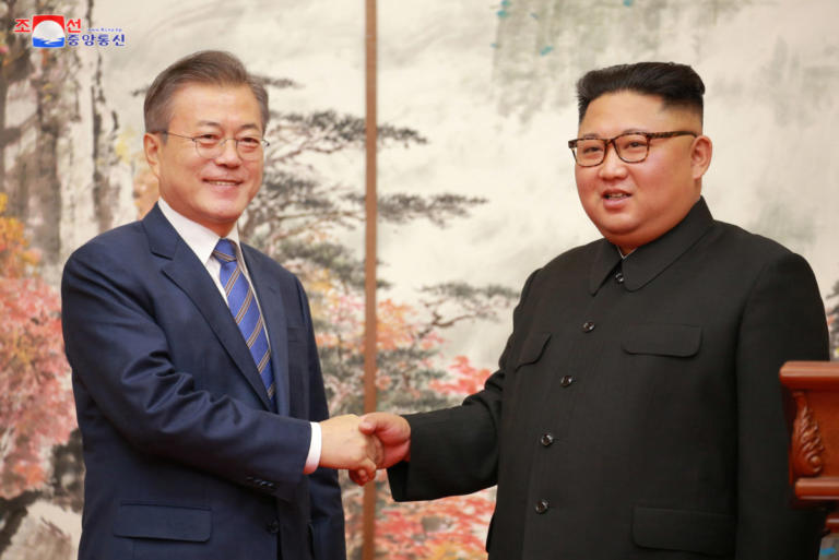 Τζε-ιν: Ειλικρινής για την αποπυρηνικοποίηση ο Κιμ | Newsit.gr