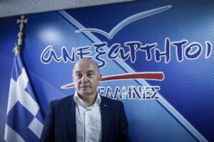 """Τοσουνίδης για """"Φιλελεύθερο"""": """"Ο πιο στοχοποιημένος πολιτικός αρχηγός είναι ο Πάνος Καμμένος"""" – video"""