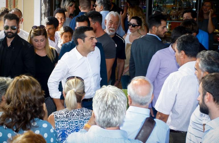 Η αγωνία των κατοίκων του Νέου Βουτζά – Τι είπαν στον Αλέξη Τσίπρα | Newsit.gr