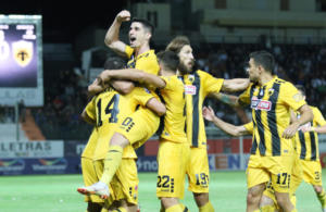 ΟΦΗ – ΑΕΚ 0-3 ΤΕΛΙΚΟ: «Περίπατος» για την Ένωση στην Κρήτη!